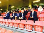 Derby Weekend Synd at The Valley