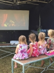 End of the day movies for little ones